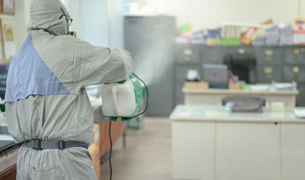 Cómo afecta el ozono en la desinfección